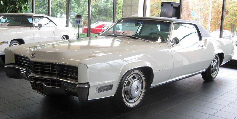 1968 Cadillac Eldorado Values | Hagerty Valuation Tool®