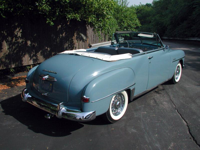 Hagerty Car Value >> 1952 Plymouth Cranbrook Values | Hagerty Valuation Tool®