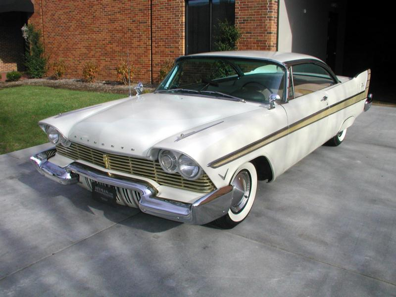 Hagerty Valuation Tool >> 1956 Plymouth Fury Values | Hagerty Valuation Tool®