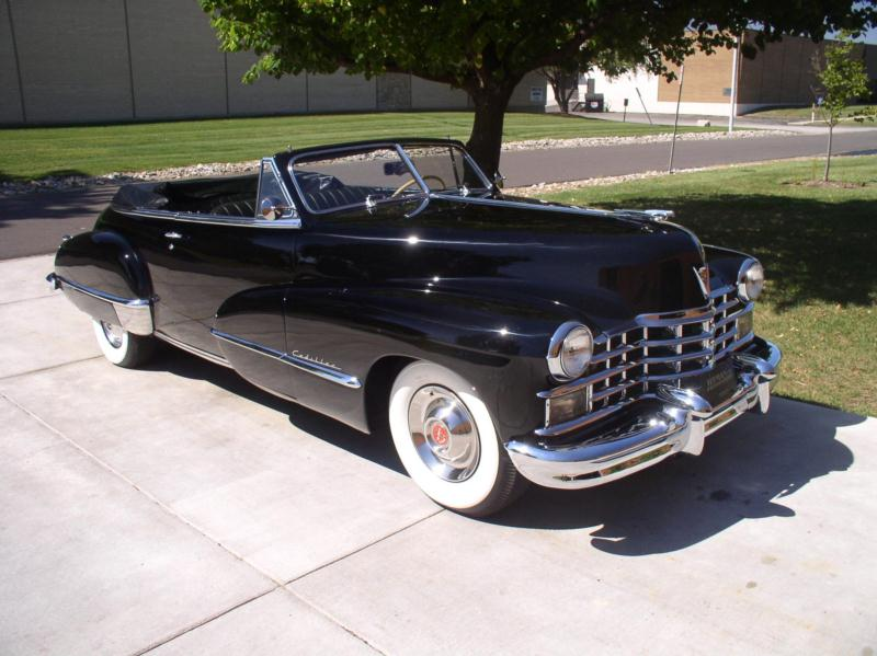 Hagerty Car Value >> 1947 Cadillac Series 62 Values | Hagerty Valuation Tool®