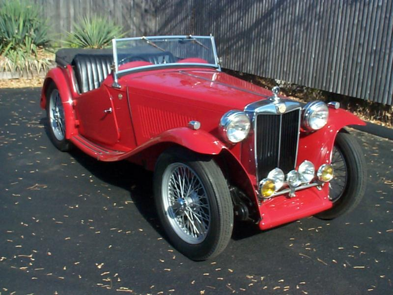 Hagerty Valuation Tool >> 1949 MG TC Values | Hagerty Valuation Tool®