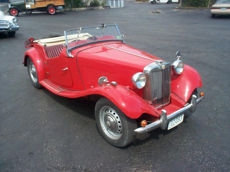1953 MG TD Values | Hagerty Valuation Tool®