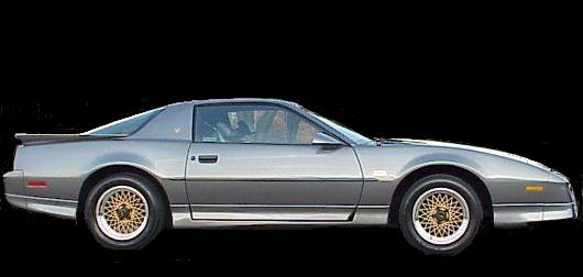 1987 Pontiac Firebird Values  Hagerty Valuation Tool