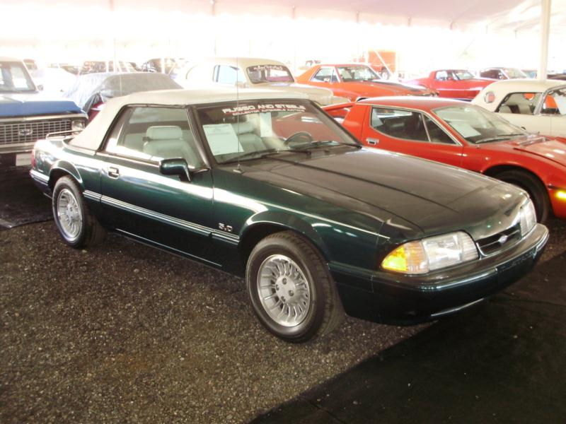 1992 Ford Mustang 50 Lx Values Hagerty Valuation Tool