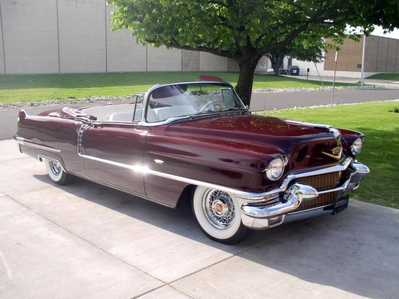 1955 Cadillac Series 62 Values | Hagerty Valuation Tool®