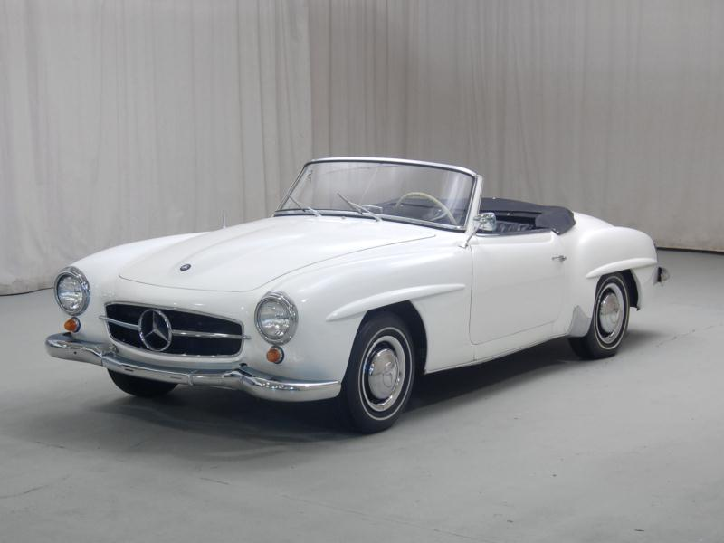 1957 Mercedes-Benz 190 SL Convertible