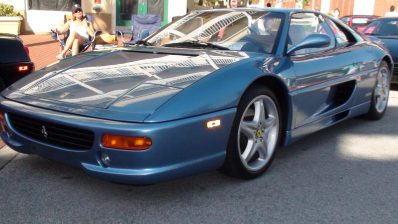 1995 ferrari f355 berlinetta values | hagerty valuation tool®