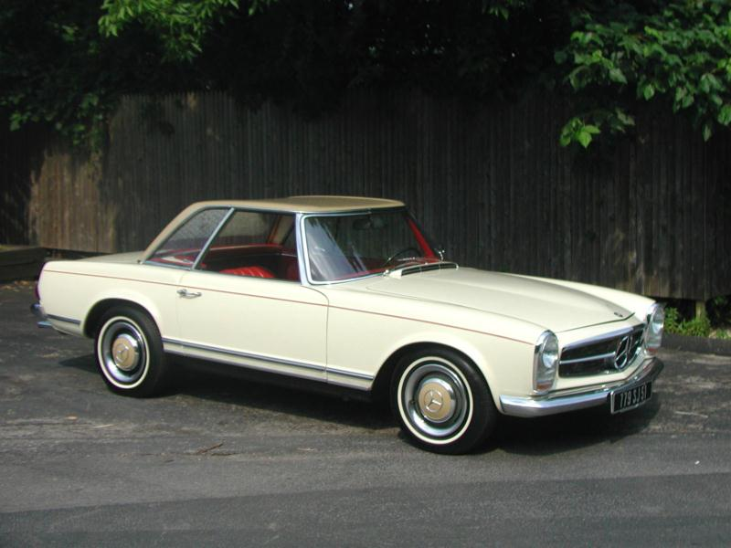1964 mercedes benz 230sl values hagerty valuation tool for Mercedes benz 230sl