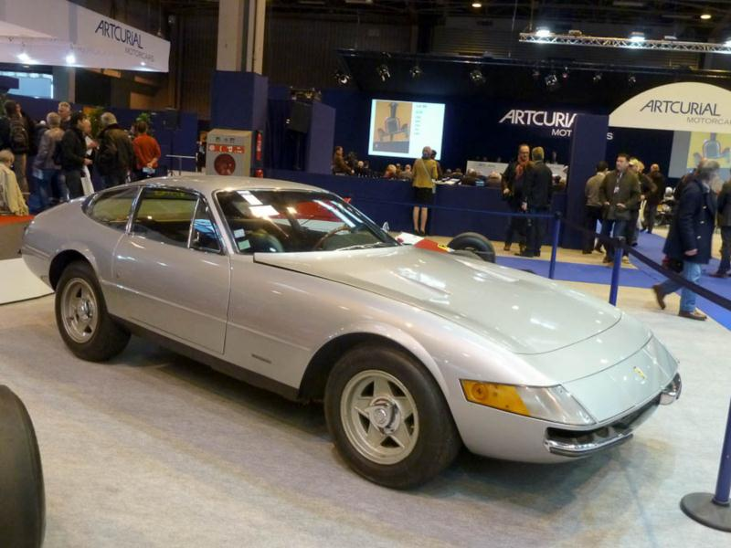 1969 Ferrari 365 Gtb 4 Daytona Values Hagerty Valuation