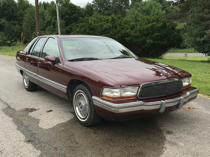 The Best 1992 Buick Roadmaster Wagon