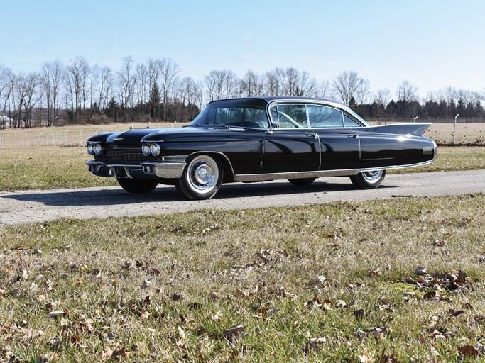 1959 Cadillac Fleetwood 60 Special Values Hagerty Valuation Tool