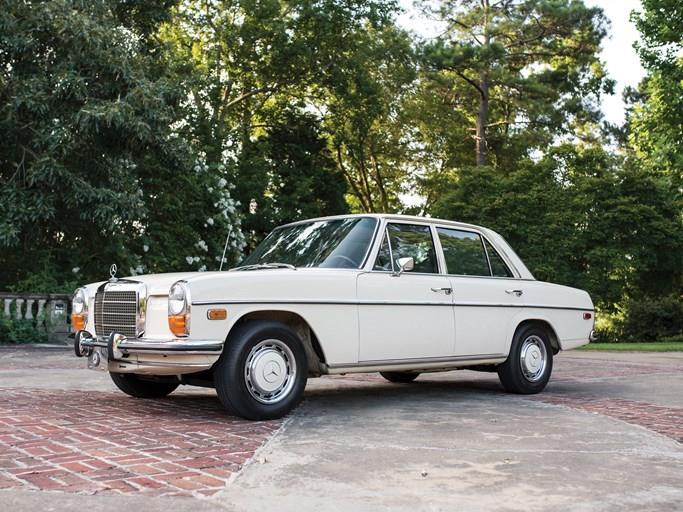 Mercedes  Sedan Hagerty Price Guide