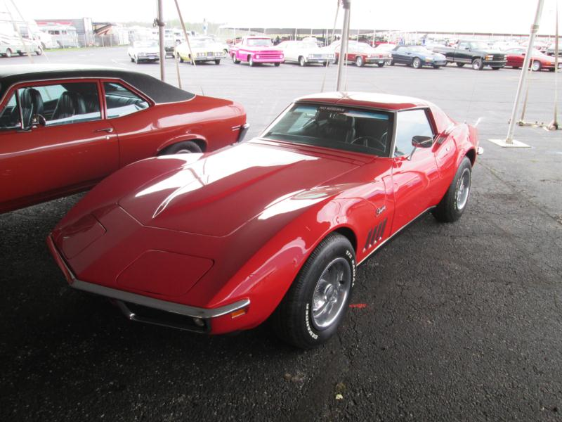 Hagerty Car Values: 1969 Chevrolet Corvette Values Hagerty Valuation Tool
