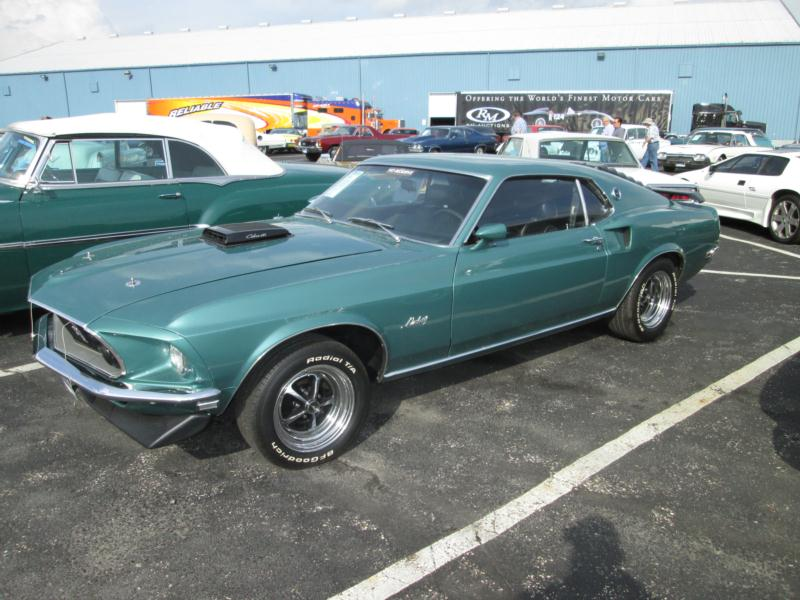 1968 Ford Mustang High Country Special Values | Hagerty Valuation Tool®