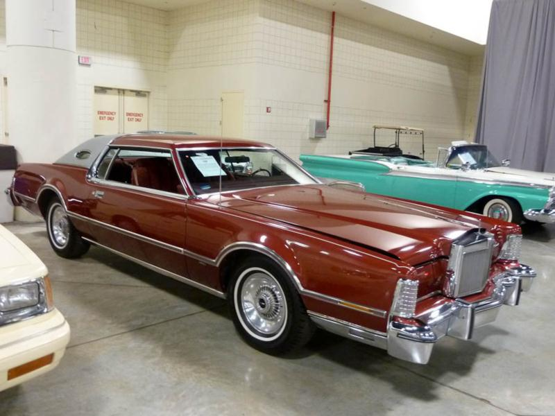 1972 Lincoln Continental Values Hagerty Valuation Tool