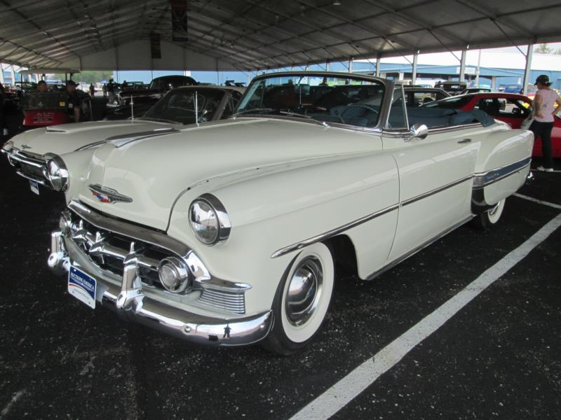 Chevrolet Bel Air >> 1954 Chevrolet Bel Air Values Hagerty Valuation Tool