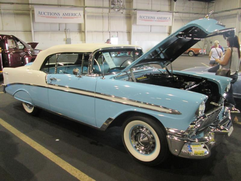 1956 Chevrolet Bel Air Values | Hagerty Valuation Tool®