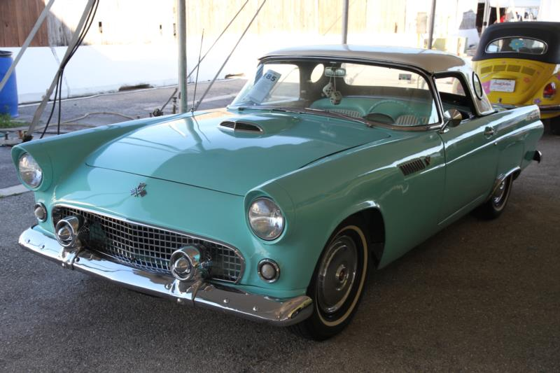 Hagerty Classic Car Values >> 1956 Ford Thunderbird Values Hagerty Valuation Tool