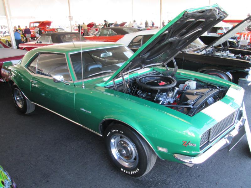 1969 Chevrolet Camaro Z/28 RS Values | Hagerty Valuation Tool®