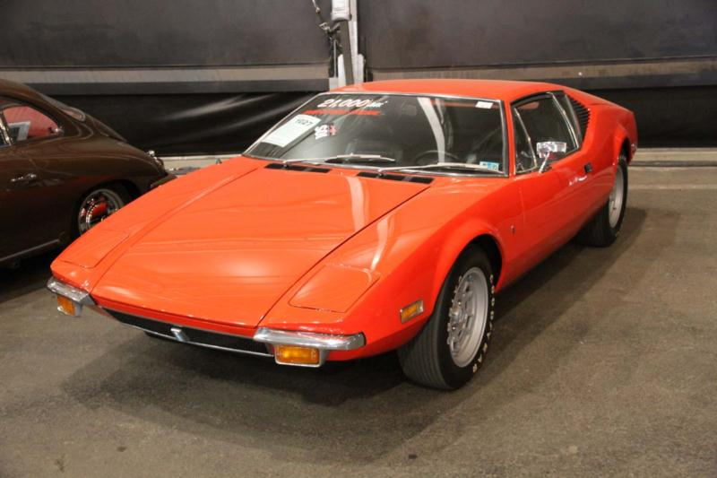 1972 DeTomaso Pantera Values | Hagerty Valuation Tool®