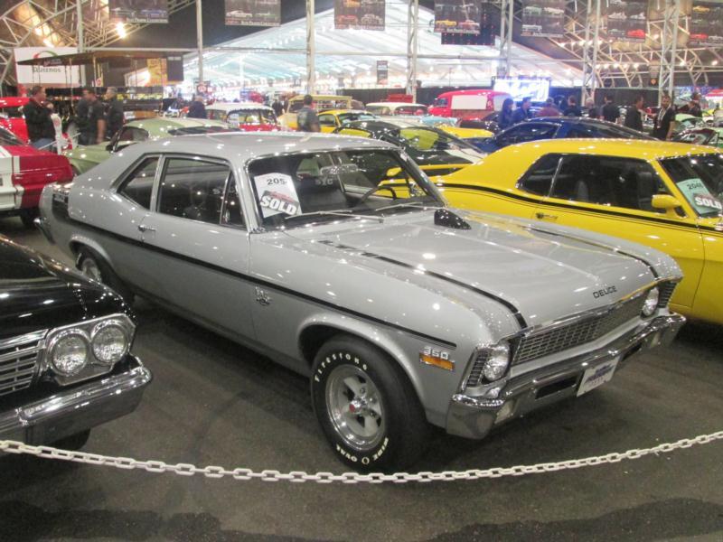1969 Chevrolet Nova Values Hagerty Valuation Tool