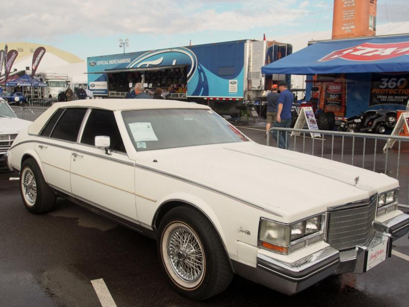 1984 Cadillac Seville Values | Hagerty Valuation Tool®