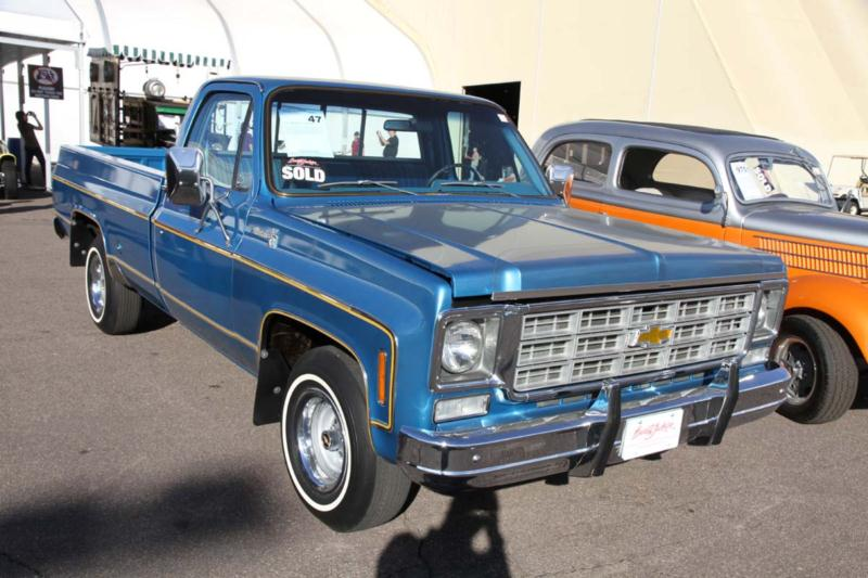 77 Chevy Truck >> 1987 Chevrolet R10 1 2 Ton Values Hagerty Valuation Tool