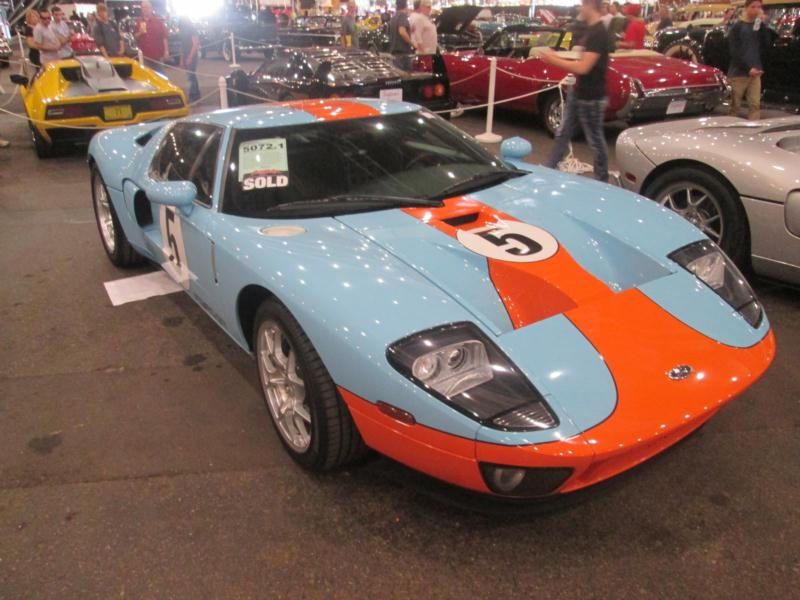 Ford Gt Heritage Coupe