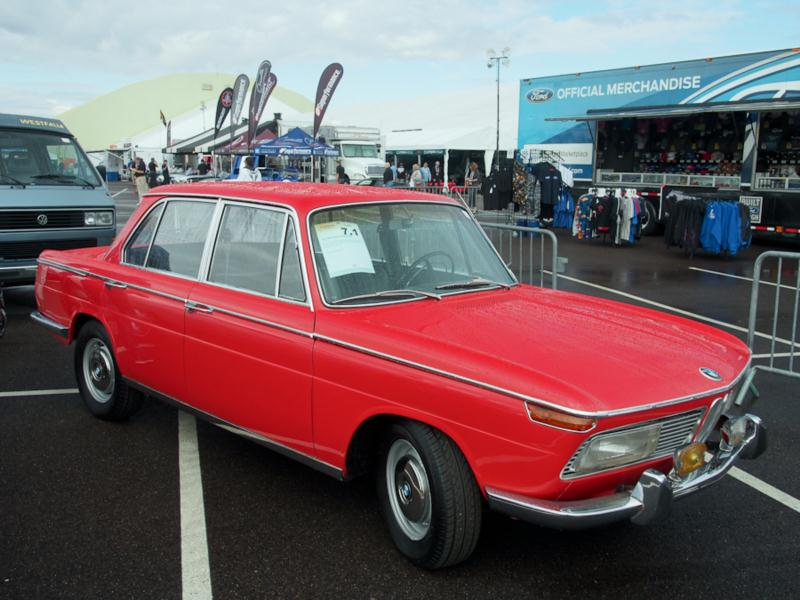 1965 BMW 2000CS Values | Hagerty Valuation Tool®