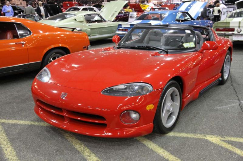 1992 Dodge Viper RT/10 Values | Hagerty Valuation Tool®