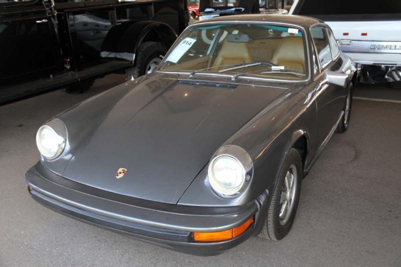 1976 Porsche 912 E Values | Hagerty Valuation Tool®