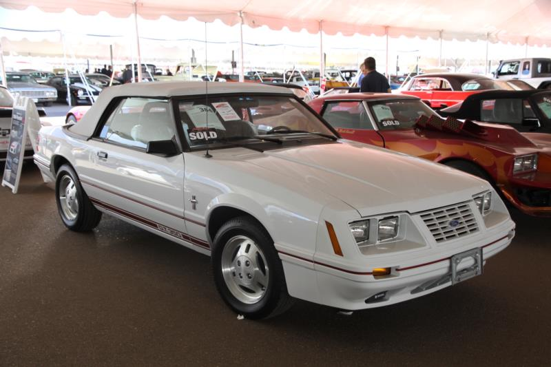 1982 Mustang Gt >> 1982 Ford Mustang 5 0 Gt Values Hagerty Valuation Tool