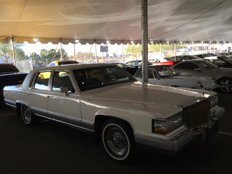1990 cadillac brougham values hagerty valuation tool. Black Bedroom Furniture Sets. Home Design Ideas