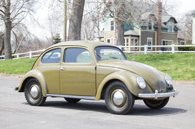 Types Of Car Insurance Coverage >> 1947 Volkswagen Beetle Values | Hagerty Valuation Tool®