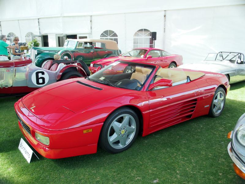 1992 Ferrari 348 ts Values | Hagerty Valuation Tool®
