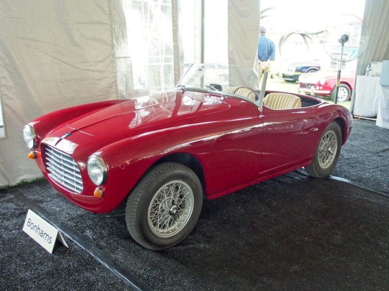 1953 Siata 208 Values | Hagerty Valuation Tool®