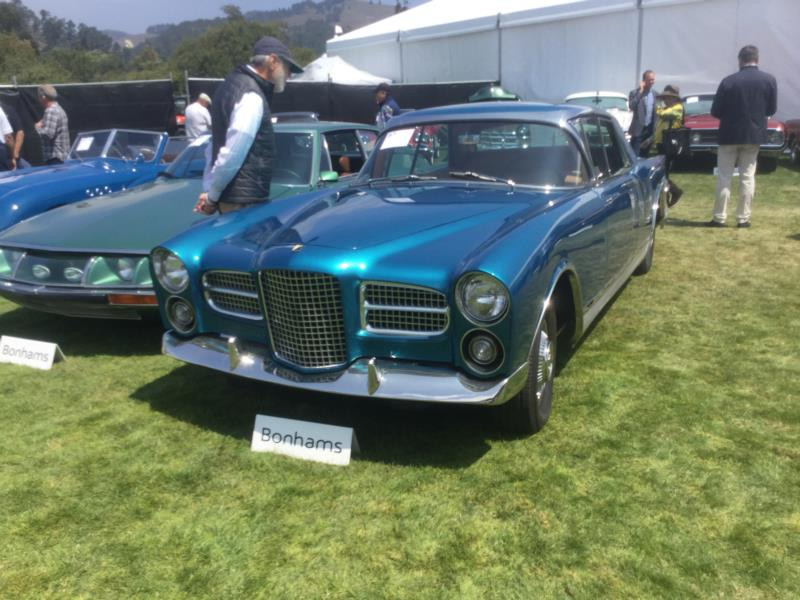 Hagerty Car Value >> 1958 Facel Vega Excellence Values Hagerty Valuation Tool