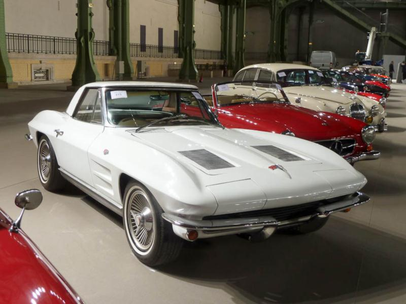 1963 Chevrolet Corvette Values Hagerty Valuation Tool