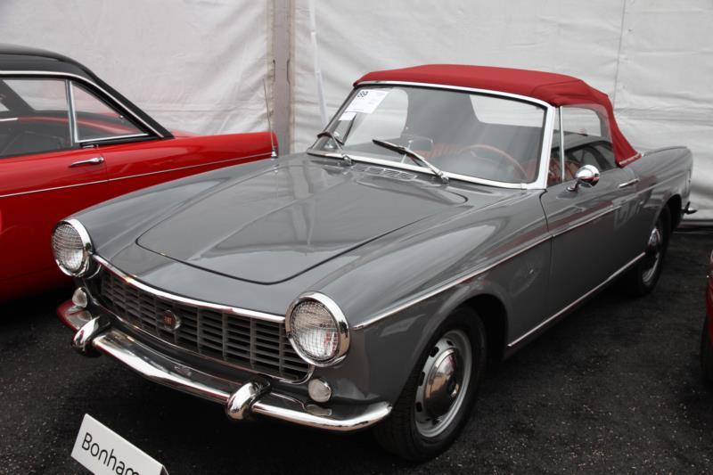 1961 Fiat 1500s Osca Values Hagerty Valuation Tool