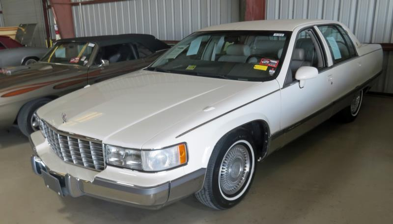 1995 cadillac fleetwood values hagerty valuation tool 1995 cadillac fleetwood values
