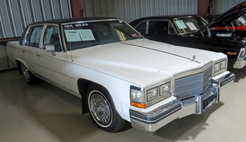 1986 cadillac deville values hagerty valuation tool 1986 cadillac deville values hagerty