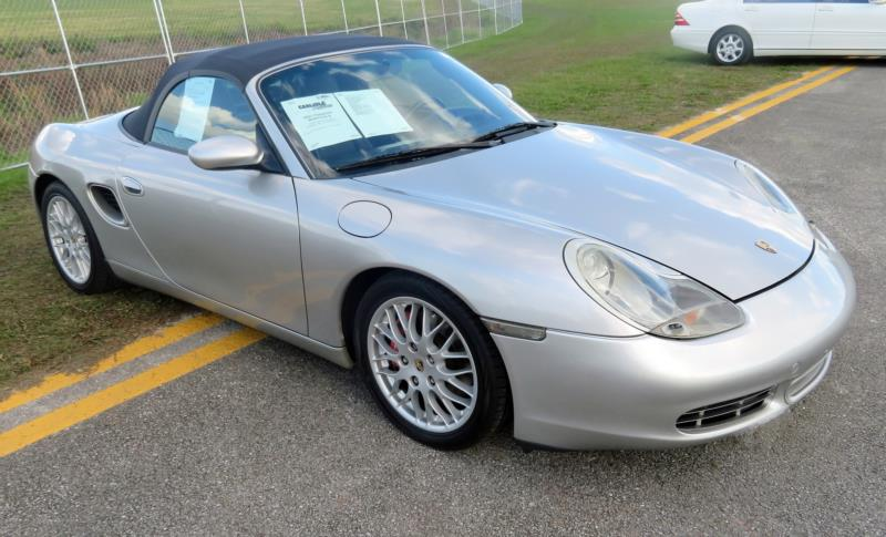 Hagerty Car Value >> 1998 Porsche Boxster Values Hagerty Valuation Tool
