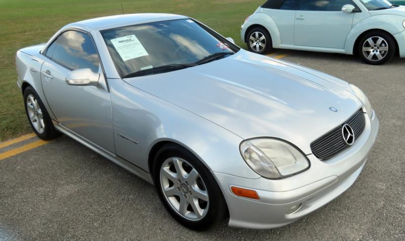 1999 mercedes benz slk230 values hagerty valuation tool rh hagerty com SLK 230 Kompressor Body Kit 2001 slk 230 service manual