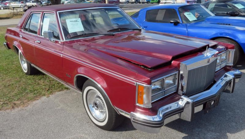 1977 lincoln versailles Values | Hagerty Valuation Tool®