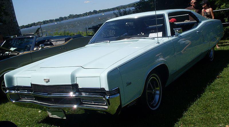 Hagerty Classic Car Values >> 1969 Mercury Marauder Values   Hagerty Valuation Tool®