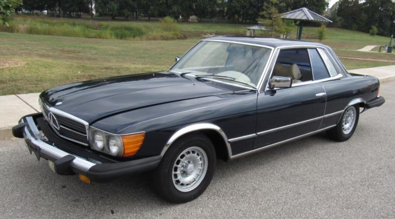 1975 Mercedes-Benz 450SLC Values | Hagerty Valuation Tool®