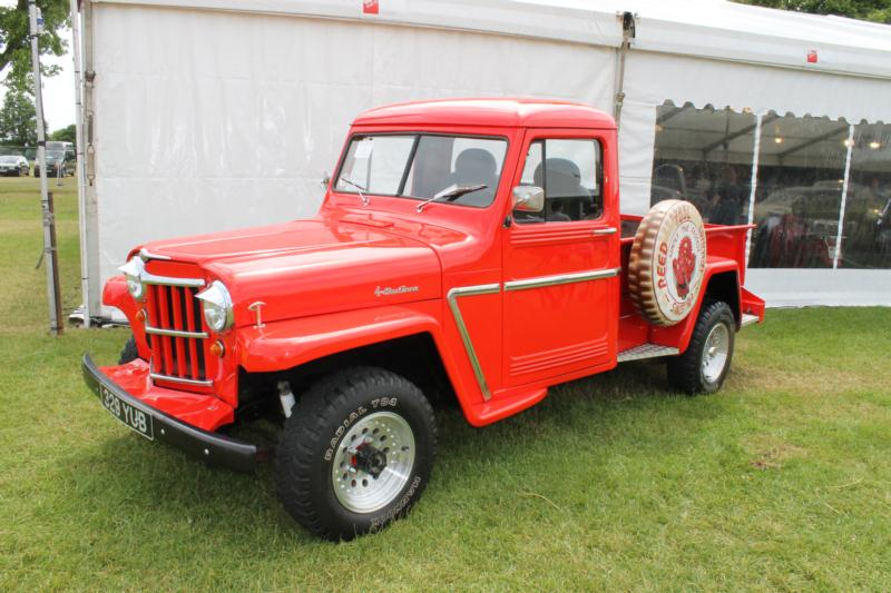 1961 Jeep Fc 170 1 Ton Values Hagerty Valuation Tool