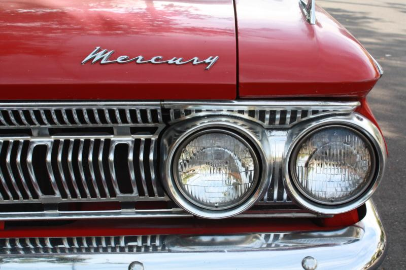Mercury Meteor S-33 Sedan