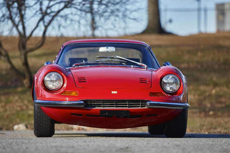 1969 Ferrari Dino 246 Gt Values Hagerty Valuation Tool