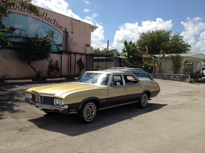 1971 Oldsmobile Vista Cruiser Values | Hagerty Valuation Tool®